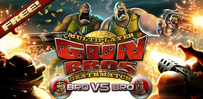 GUN BROS MULTIPLAYER apk