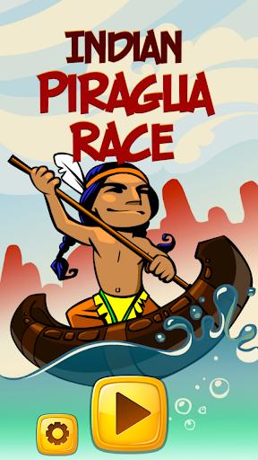 Indian Piragua Race
