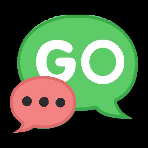 GO短信超甜西瓜 個人化 LOGO-玩APPs