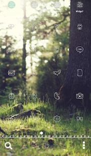 【免費個人化App】행복은 어느새 도돌런처 테마-APP點子