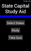 Screenshot of USA State Capitals