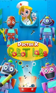 Doctor X: Robot Labs- screenshot thumbnail
