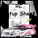 Rc Car Setup Sheet