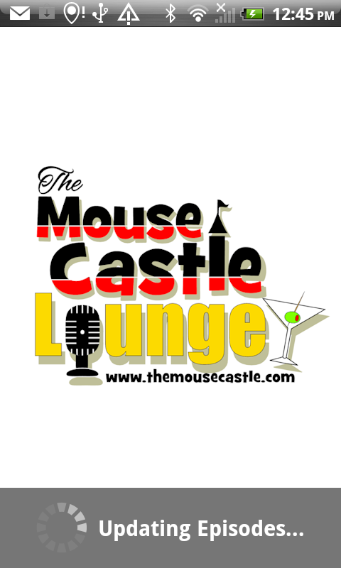 The Mouse Castle Lounge- screenshot