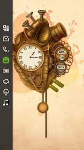 SteamPunk Live Locker Theme - screenshot thumbnail