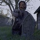 Halloween Grave Live Wallpaper icon