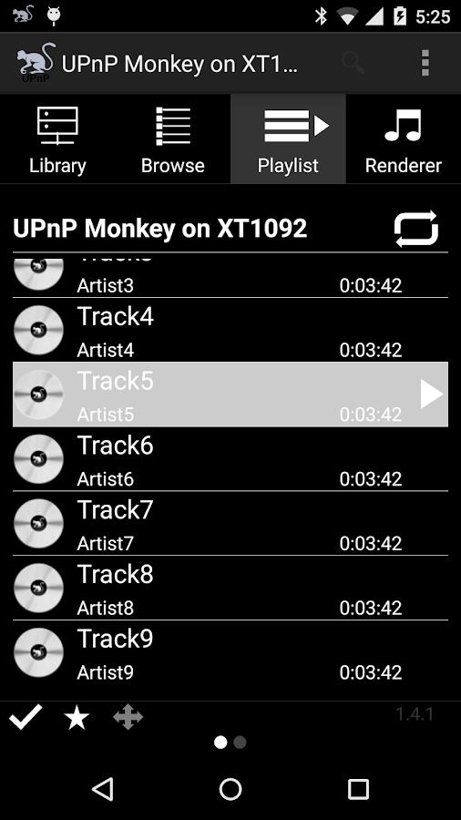 UPnP Monkey - screenshot