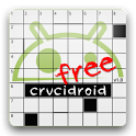 Crucidroid Free - Crosswords icon