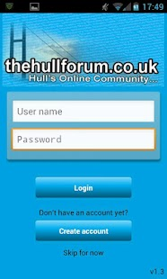 The Hull Forum - screenshot thumbnail