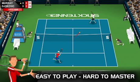 Stick Tennis Screenshot 21