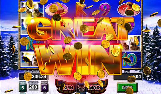 Wolf Gold - Slot Game- screenshot thumbnail