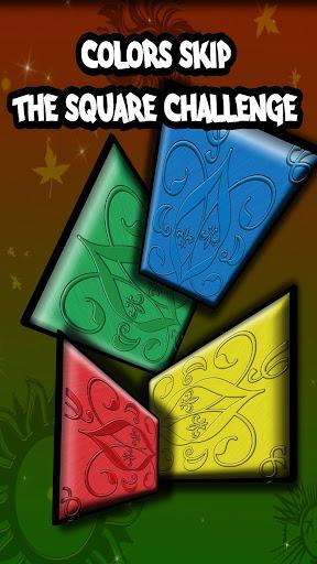 Color Skip-The Tile Challege