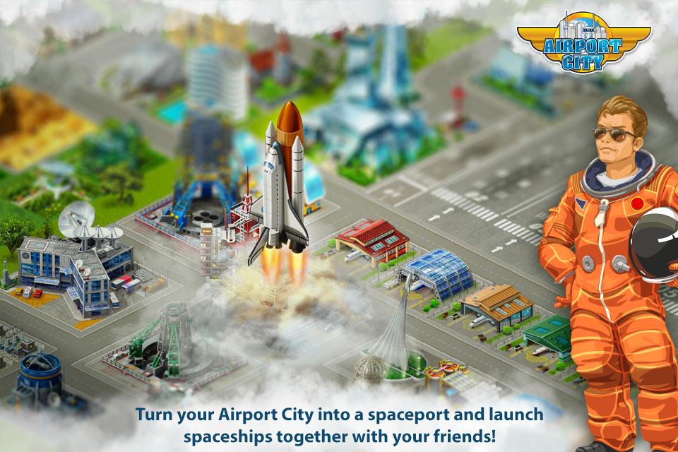 Airport City screenshot #4