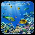 Underwater World LWP icon