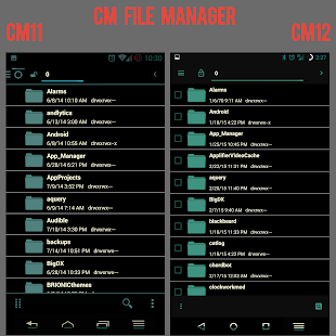 Empire CM11/CM12 - screenshot thumbnail