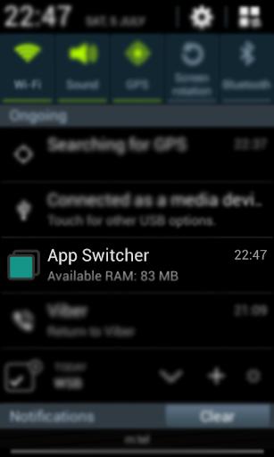 【免費生產應用App】App Switcher-APP點子