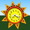 SunSet Alert™ icon