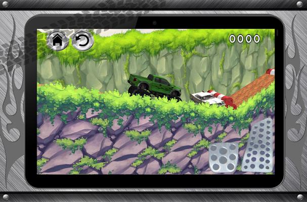 Monster Rampage Park Challenge - screenshot