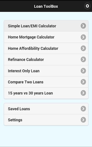 【免費財經App】Mortgage & Loan EMI Calculator-APP點子
