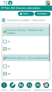 Tto. Empírico Antimicrobiano- screenshot thumbnail