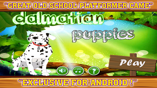 Dalmatian puppies game