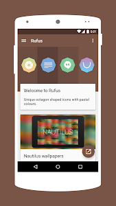 Rufus - Icon Pack v1.1