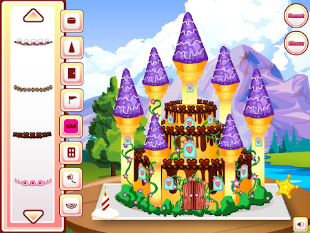 Princess Castle Cake Cooking 3.0.1 screenshot 525268