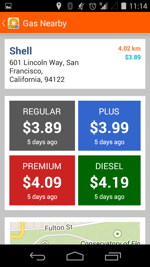 Cheap Gas Prices Near Me >> Find Cheap Gas Prices Near Me - Android Apps on Google Play