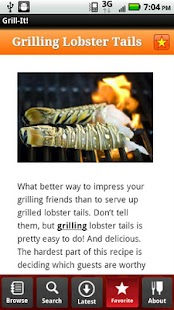 Grill-It!- screenshot thumbnail