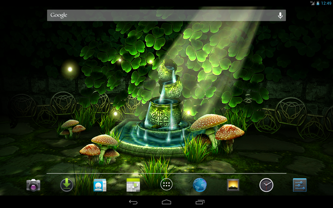 Celtic Garden Free - screenshot