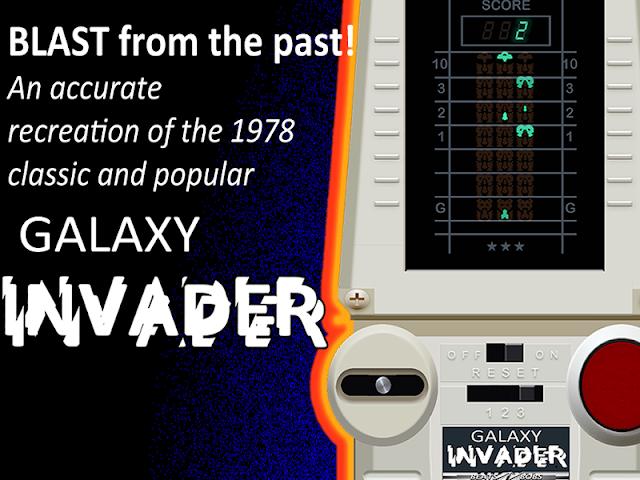 Screenshots for Galaxy Invader 1978