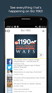 biz 1190 AM- screenshot thumbnail