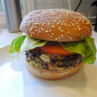 Black Bean Burgers (spicy Optional!)