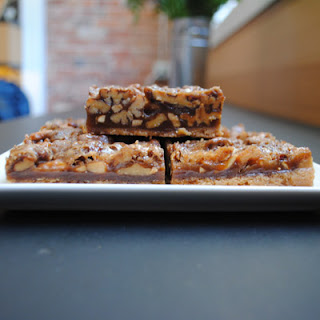 Nuts and Chew Bars