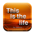 This is the life go theme icon