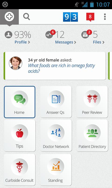 HealthTap MD - screenshot