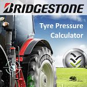 Bridgestone Tyre Pressure Calc