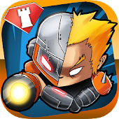 Tower Defense : Super Heroes
