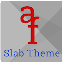AF Slab Apex Nova ADW Theme icon
