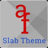 AF Slab Apex Nova ADW Theme