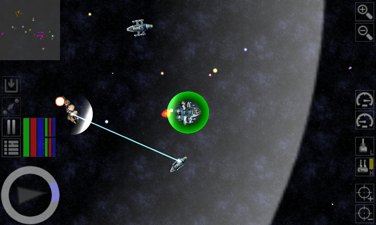 Space Captain - Demo- screenshot