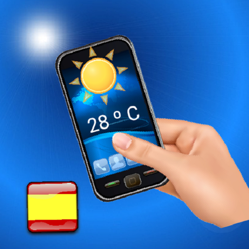 Termometro Tiempo Temperatura 天氣 App LOGO-硬是要APP
