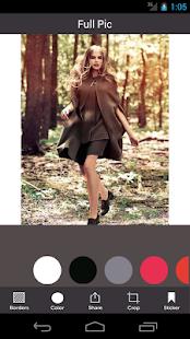 InstaPicSize for Instagram screenshot