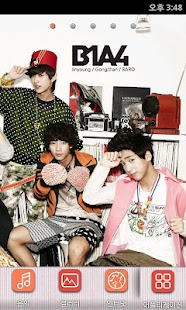 [SSKIN] B1A4_Beautiful Target - screenshot thumbnail