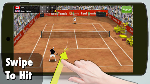 Tennis Champion 3D 1.4 screenshots 1
