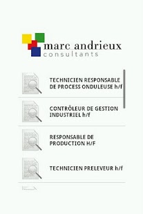 Marc Andrieux Consultants- screenshot thumbnail
