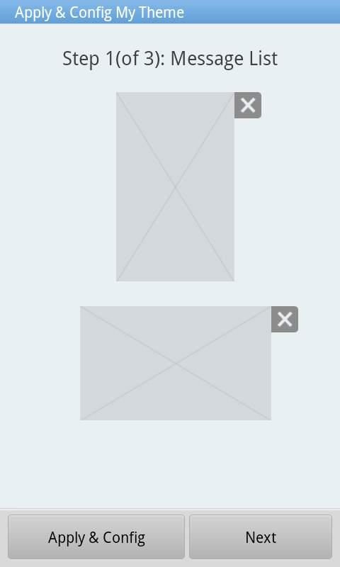 GO SMS Pro Theme Maker plug-in screenshot #5