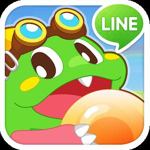 LINE パズルボブル