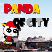 Panda of City