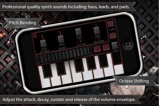 玩音樂App|EDKeyz - 是电子舞曲电子合成器 LITE免費|APP試玩